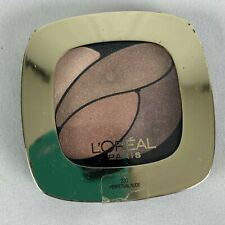 1 quad LOREAL COLOUR RICHE EYESHADOW 230 PERPETUAL NUDE sealed