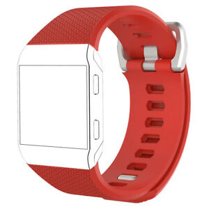 Replacement Band Secure Strap for Fitbit Ionic Wristband Metal Schnalle Tracker