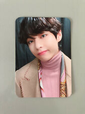 V Official MD Map Of The Soul SE Lightstick Photocard BTS Taehyung