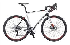 2016 Scott Solace 20 Carbon Disc Road Bike- (54cm)  Free Shipping!