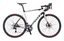 2016 Scott Solace 20 Carbon Disc Road Bike- (54cm)  Free Shipping!