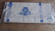 Francese Vintage Toile Lino & Cotone foglio di lavoro scaletta Taglia L 310 CM x L 220 cm