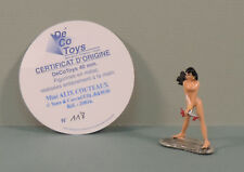 Innomables Alix couteau mini statuette metal Decotoys 20016 numerote