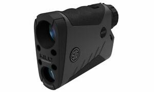 Sig Sauer Kilo 2200 BDX Laser Rangefinder 7x25 mm (3,400 Yards) Bluetooth