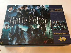 Harry Potter Jigsaw 1000
