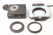 [Near Mint] Nikon Speedlight SB-21B Ring Light Macro Flash SB-21 AS-14 F/S #154