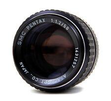 Pentax SMC 50mm 1:1 .2