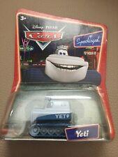 Disney Pixar Cars Movie Yeti The Abominable Snowplow Die Cast Toy Car
