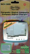 CARGADOR Universal STARBLITZ SCH-985 para PANASONIC