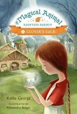 Clover's Luck by George, Kallie -Paperback