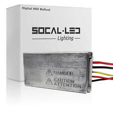 SOCAL-LED 1x D1S Digital HID Ballast 35W OEM Headlight Replacement for Cadillac