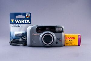 Rollei Prego 90 35mm Point & Shoot Film Camera