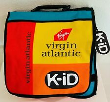 Virgin Atlantic Airlines Travel Bag  - Kid's Backpack Style - With Contents