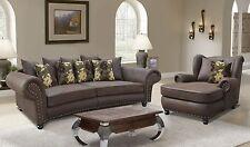 "Big Sofa ""hawana"" Kolonialstil Megasofa Couch"