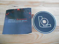 CD Pop Jonny L/silvah bullet - 20 Degrees (3 canción) MCD XL Rec damaged CB