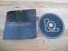 CD Pop Jonny L / Silvah Bullet - 20 Degrees (3 Song) MCD XL REC damaged cb