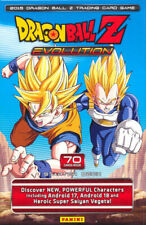 Dragon Ball Z Panini Select Your Own FOIL Cards From Set 4 (Evolution)