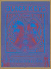 MINT EMEK Black Keys PSYCHEDELIC Nashville KRAFT Poster 6/8