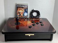 Mortal Kombat Tournament Edition Arcade Fight Stick Sony Playstation 3 PS3