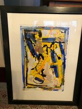 VALERIE LENNON, artist, trio of paintings, professionally framed + authenticated