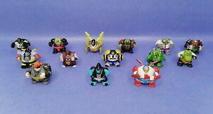 Ben 10 Sumo slammers, Mini Figures, Bundle x14