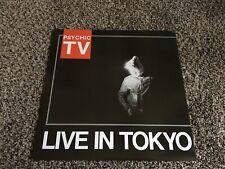 Psychic TV - Live in Tokyo - TOPY015 - original