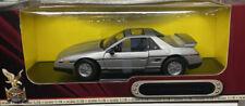 Road Signature 1/18 Scale 1985 Pontiac FIERO GT Super Rare GREY