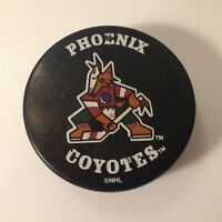 Official NHL Hockey Puck, Phoenix Coyotes