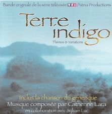 TERRE INDIGO (BOF) - LARA CATHERINE (CD)