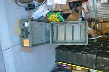 Case, Medical Instrument and Supply Pelican Hardigg Military Case, NSN 6545-01-5
