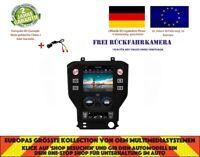 """11.8"""" TESLA DVD GPS NAVI BT ANDROID 6.0 DAB+ AUTORADIO FUR FORD MUSTANG NH-1181"""