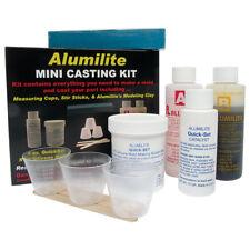 Brand New Alumilite Mini Casting Resin Kit (Mold & Cast) FREE SHIPPING
