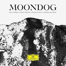 Moondog - David Chalmin Massimo Pupillo Raphaël Séguinier Katia Labèque (NEW CD)