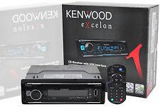 KENWOOD EXCELON KDC-X300 CAR IN DASH CD RECEIVER WITH USB AUX BLUETOOTH PANDORA