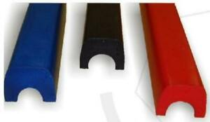 Polstermaterial Käfigpolster FIA 8857-2001 für Rohre: 44,5mm - 50mm rot