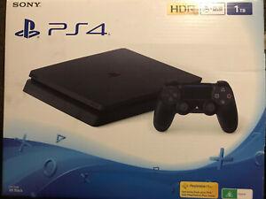 PS4 Console -- 1 TB