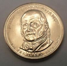 2008 D John Q. Adams Presidential Dollar Coin  **FREE SHIPPING**
