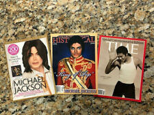 Michael Jackson 3 Commemorative Collectors MAGAZINES Time