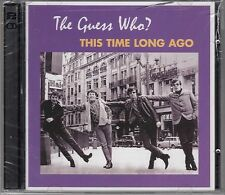The Gues Who - The Guess Who?: This Time Long Ago, 2CD New