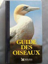 Guide des oiseaux, Sélection du Reader's Digest, 1985