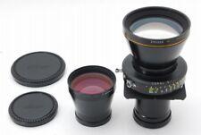 Nikon Nikkor-T* ED 600/800/1200mm Front Lens w/ 600mm f9 + 1200mm f18 Rear Lens