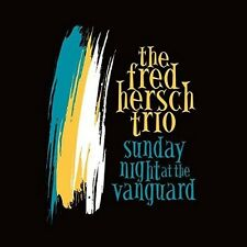 Fred Hersch - Sunday Night At The Vanguard [New CD]