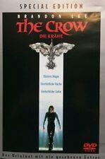 The Crow - Die Krähe - Dvd - Fsk18 - Brandon Lee - Special Edition