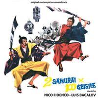 Fidenco / Bacalov - 2 samurai x 100 geishe - CD - Digitmovies
