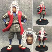 Collections Anime Naruto Figure Jouets Jiraiya Figurine Statues 16cm