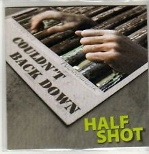 (CQ966) Half Shot, Couldn't Back Down - 2011 DJ CD