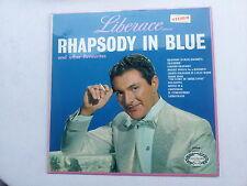 Liberace plays Rhapsody in Blue