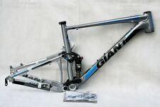 "New 2012 GIANT ANTHEM X FR 4.0 Frame 26"" M 18"" w/FOX FLOAT RP23 Smoke Blue 2.5kg"
