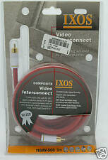 IXOS Silver Series 5 meter Digital Coaxial or Composite Video