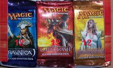 MTG MAGIC RETURN TO RAVNICA GATECRASH DRAGON'S MAZE BOOSTER BOX DRAFT PACK BOX